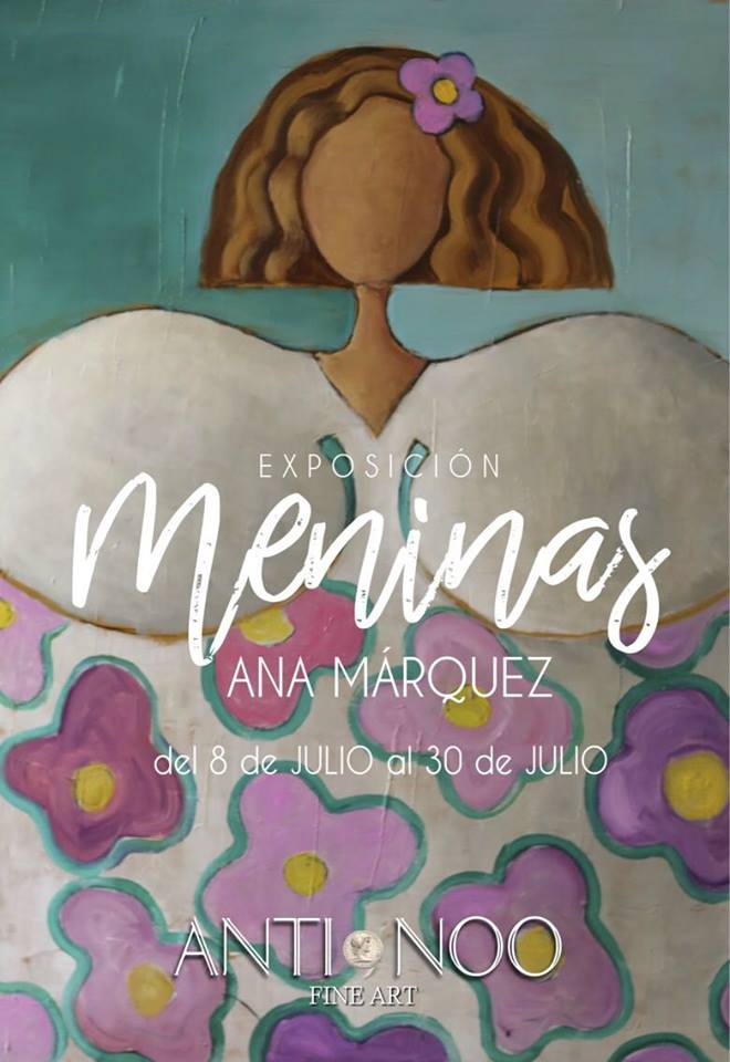 Meninas Ana marquez Antinoo Fine Art